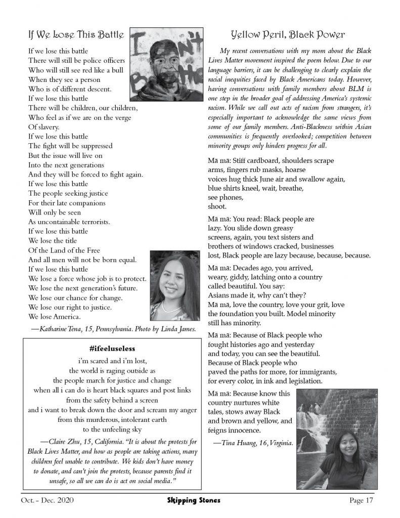 Poems Fall 2020